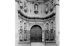 El antiguo hospital de San Juan de Dios