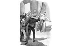 La policía secreta del gobierno conservador en la Guerra de Reforma