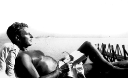 Extranjeros perdidos en México: Malcolm Lowry