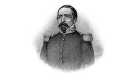 Manuel María Lombardini, militar destacado en la batalla contra Estados Unidos