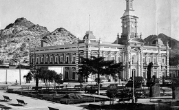 Hermosillo en 1913