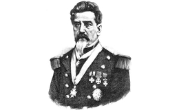 General Pedro Ampudia, defensor de Monterrey