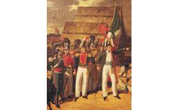 En torno a Santa Anna