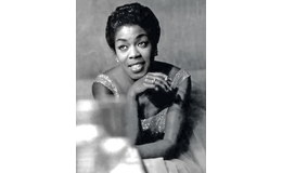 Sarah Louis Vaughan embajadora del Jazz en Bellas Artes