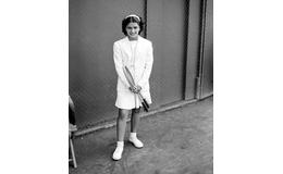 Yolanda Ramírez, la mejor tenista mexicana de la historia
