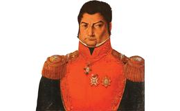 General Antonio de León, defensor de Molino del Rey