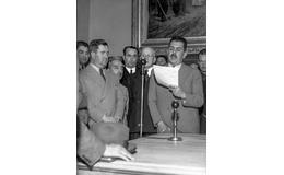Discurso del presidente Lázaro Cárdenas sobre la expropiación petrolera. Palacio Nacional, 18 de marzo de 1938 (fragmento)