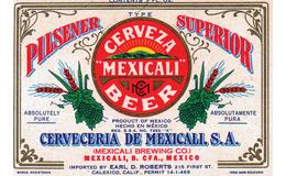 La fundación de Mexicali