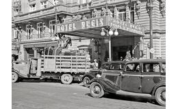 ¿Se acuerdan del Hotel Regis? El terremoto de 1985 cortó de tajo con su exitencia