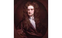 ¿Isaac Newton en México?