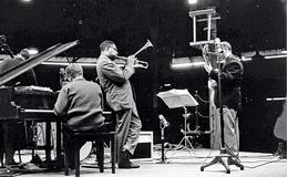 El quinteto de Dizzi Gillespie