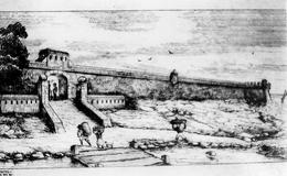 Las murallas de Campeche