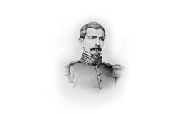 """General Luis Gonzaga Osollo, uno de los """"niños héroes"""" de Chapultepec"""