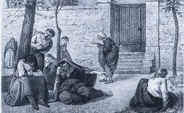¿Quiénes eran los enfermos mentales en Nueva España?