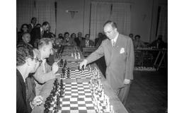 Miguel Najdorf, el maestro del ajedrez en México