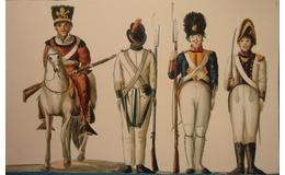 ¿Cómo nació el ejército de Nueva España?