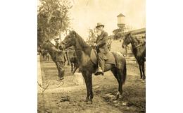 9 de febrero de 1913 murió el general Bernardo Reyes