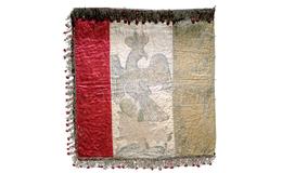 Un paseo por la historia de las banderas de México