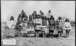 Memorias del gran jefe apache Gerónimo