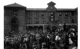 La Estación Colonia del Ferrocarril