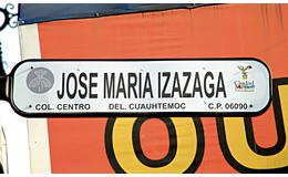José María Izazaga