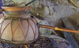 Métodos de destilación del agave