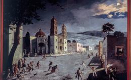 Iturbide, primeros años en el ejército