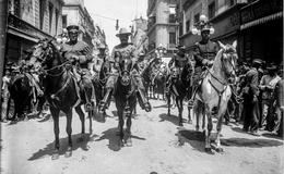 El escritor español Blasco Ibáñez contra los revolucionarios