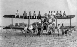El 10 de febrero de 1915 nació la Fuerza Aérea Mexicana
