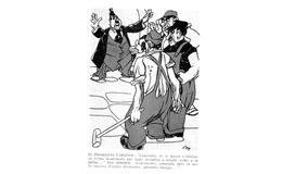Caricatura política de 1937