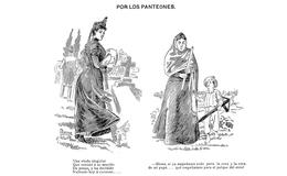 POR LOS PANTEONES