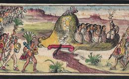 El contexto mesoamericano a la caída de Tenochtitlan en agosto de 1521