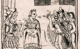 El enigma del encuentro Cortés-Moctezuma