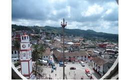 ¿Han visto el rito de los voladores de Cuetzalan desde el aire?