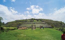 Zona Arqueológica de Cuicuilco