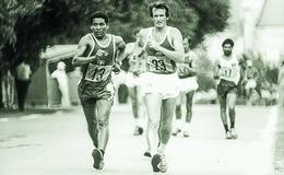Daniel Bautista y el primer oro olímpico en caminata para México