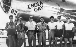 Del Proyecto Manhattan al Enola Gay
