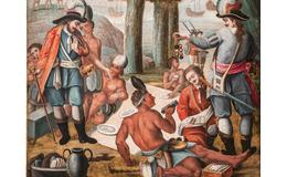 La expedición de Grijalva de Cozumel a Campeche