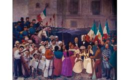 Revoluciones liberales contra la reelección de Juárez