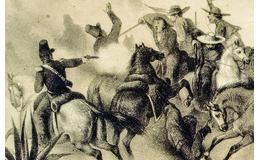El preludio de la victoria liberal en la Guerra de Reforma