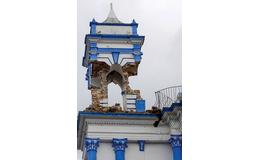 Afectaciones al Patrimonio Cultural por sismos de septiembre de 2017