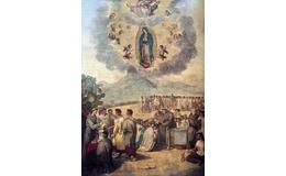 El sermón de fray Servando Teresa de Mier sobre la Virgen de Guadalupe