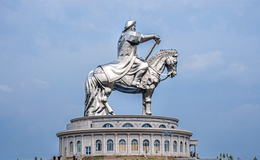 El centauro de un gran imperio