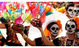 Gran Desfile de Día de Muertos