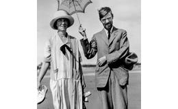 """La estancia en México de D. H. Lawrence, autor de """"El amante de lady Chatterley"""""""