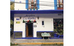 ¿Conocen el emblemático merendero que está frente a la iglesia de Santa Catarina en Coyoacán?