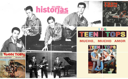 ¿Quieren bailar un rock and roll? Aquí un playlists de Los Teen Tops