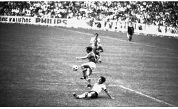 Video: Resumen Italia vs Alemania Federal - Mundial de Futbol México 1970
