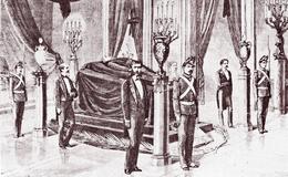Muerte del presidente Benito Juárez