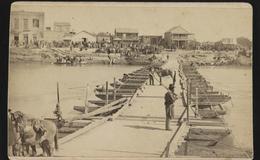 La invasión al puerto de Bagdad en enero de 1866